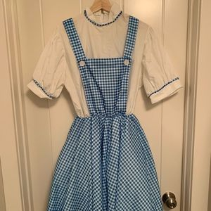 Dresses & Skirts - Dorothy Halloween Costume - Size L